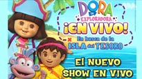Dora la Exploradora Boletos