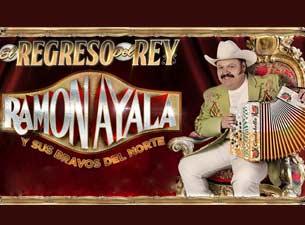 Ramón Ayala de regreso en México