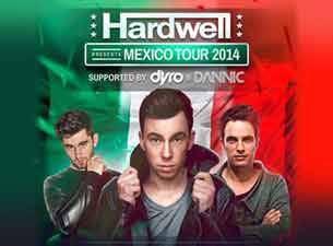 Hardwell Boletos