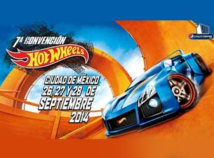 7a Convención Hot Wheels México Boletos