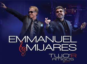 Emmanuel & MijaresBoletos