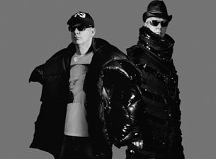 Pet Shop Boys Boletos