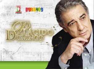 Plácido Domingo Boletos