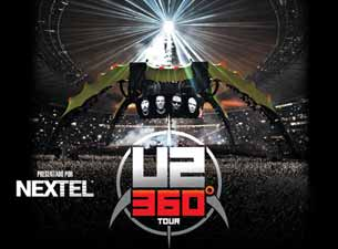 U2 360° TOUR Boletos