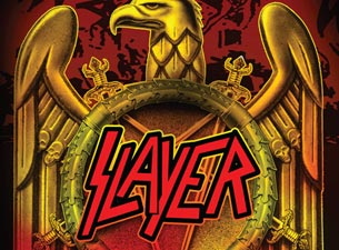 Slayer Boletos