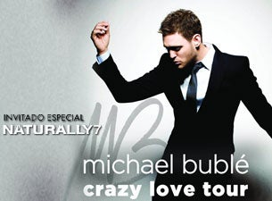 Michael Bublé Boletos