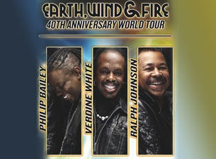 Earth, Wind & Fire Boletos