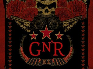 Guns N' Roses Boletos