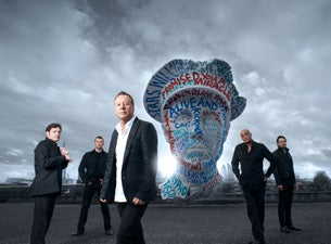 Simple Minds Billets