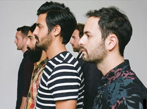 Young the Giant Billets